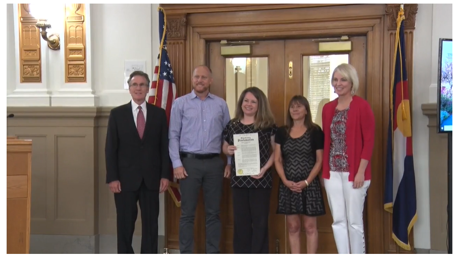 Mesa County Commissioners locally make July Hunger Awareness Month